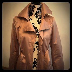 Jackets & Blazers - bebe trench coat